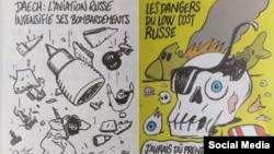 Caricaturile din «Charlie Hebdo» condamnate de Kremlin