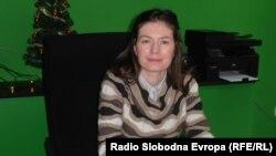 Катерина Крстевска.