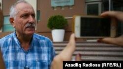 Mehman Əliyev azadlığa çıxıb. 11sent2017