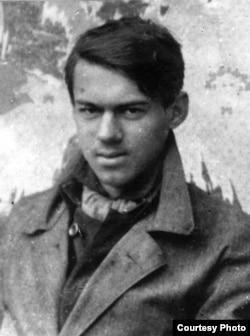 Павел Зальцман. 1928, Ленинград