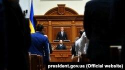 Президент України висловив жаль, що парламентарії «не можуть віднайти в собі сили зібратися на один день»