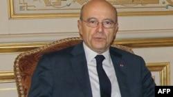 Министр иностранных дел Франции Ален Жюппе
