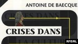 """Антуан де Бек, """"Кризис во Французской культуре"""". Обложка книги."""