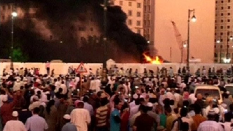 نبوي جومات ته څېرمه انتحاري حمله او سعودي کې نور بریدونه