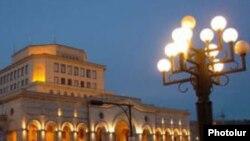 Պատմության թանգարանի շենքը Երեւանում