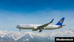 Air Astana авиаширкати учоқларидан бири