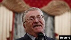 Расейскі палітык Уладзімер Жырыноўскі