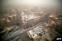 Сирийский город Дума