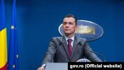 Premierul român Sorin Grindeanu
