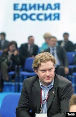 Константин Рыков, проводник путинизма в Интернете