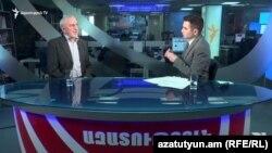 Արմեն Սարգսյանը սպասարկելու է Սերժ Սարգսանի ծրագիրն ու կամքը. Արամ Մանուկյան
