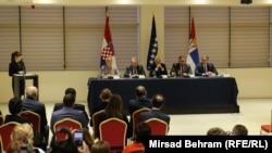 Բոսնիա և Հերցեգովինա - Սերբիայի, Խորվաթիայի, Բոսնիա և Հերցեգովինայի առաջնորդները հանդիպում են Միտրովիցայում, 6-ը մարտի, 2018թ․