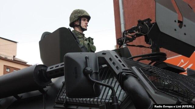 Rishqyrtimi strategjik i sektorit të sigurisë