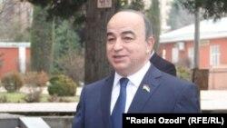 Шукурҷон Зуҳуров, раиси палатаи поёнии порлумони Тоҷикистон