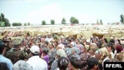 Анжиянга качып барган кыргызстандыктар. 22-июнь