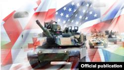 Международные учения по стандартам НАТО «Достойный партнер» носят ежегодный характер. На этот раз в маневрах принимают участие грузинские, британские и американские военнослужащие