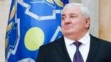 Бывший генеральный секретарь ОДКБ Юрий Хачатуров (архив)