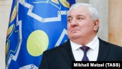 CSTO Secretary-General Yuri Khachaturov was relieved of his duties last month after being charged with overthrowing Armenia's constitutional order.