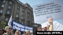 Platni razredi su degradirajući: Vesna Jerotić