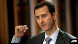 Presidenti i Sirisë, BAshar al-Assad