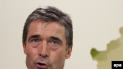 "NATO Secretary-General Anders Fogh Rasmussen: ""We should...listen to Russian positions."""