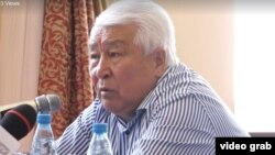 Кубатбек Байболов.