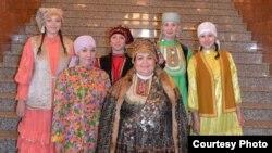 Татарстан милли музеенда сакланган татар күлмәкләре