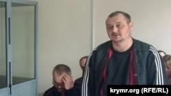Владимир Горбенко в суде. Архивное фото