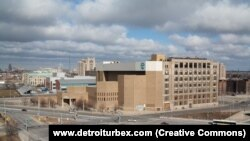 Детройт. Иллюстративное фото