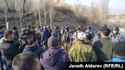 Канфлікт на кіргіска-таджыцкай мяжы, 14 сакавіка 2019
