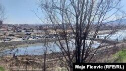 Lumi Ibër në Mitrovicë