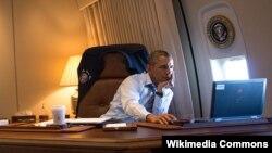 Барак Обама, АКШнын экс-президенти.