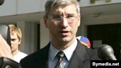 Ігар Рынкевіч (архіўнае фота)