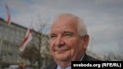 Președintele Partidului Popular European (PPE), Joseph Daul. Minsk, 1 septembrie 2016