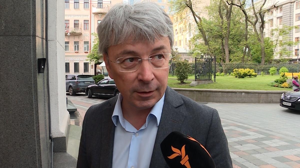 Ткаченко рассказал, куда пойдут деньги, выделенные на Минкульт