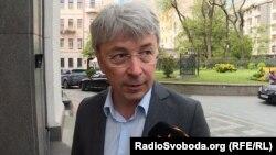 Олександр Ткаченко, новопризначений міністр культури України
