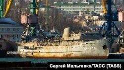 Порт Феодосии. Архивное фото