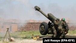 آرشیف٬ عملیات نیروهای افغان در هرات