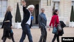 Bill Gates və Richard Branson