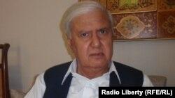 د قومي وطن پارټۍ مشر افتاب احمد خان شیر پاو