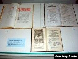 Выстава да 380-годзьдзя Сымона Полацкага ў Нацыянальнай бібліятэцы