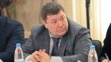 Российский министр здравоохранения Крыма Игорь Чемоданов