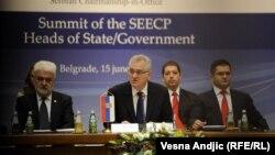 Samit SEECP u Beogradu, juni 2012.