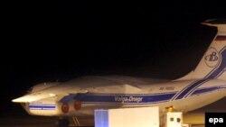300 килограммов ядерных отходов загрузили в самолет в аэропорту Дрездена