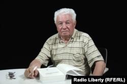 Володимир Войнович у студії Радіо Свобода