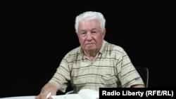 Владимир Войнович в студии Радио Свобода