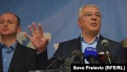 Očekujem da će se, ipak, neko u Tužilaštvu dozvati pameti, kako se ne bi unapred razvijao scenario građanskih sukoba: Andrija Mandić