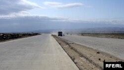 Автомагистраль, соединяющая Азербайджан и РФ
