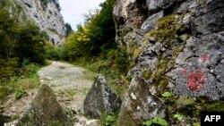 Sporni deo teritorije između Kosova i Crne Gore