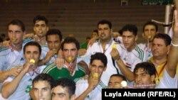 فائزون عراقيون